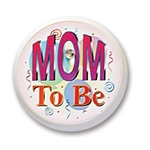 Mom To Be Blinking Button