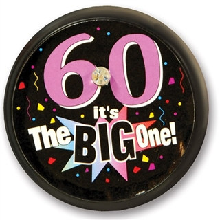 60 It's The Big One Blinking Button