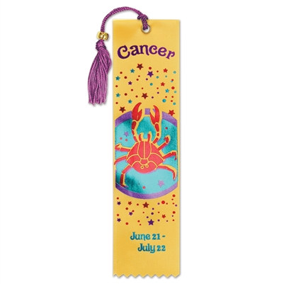 Cancer Bookmark