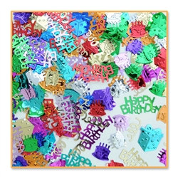 Birthday Bash Confetti