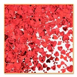 Red Hearts Confetti