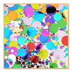 Party Polkadots Confetti