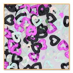 Pretty Hearts Confetti