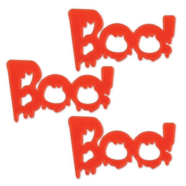 Halloween Boo Cutouts - PartyCheap