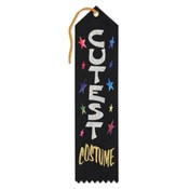 Cutest Costume Halloween Ribbon