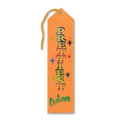 Prettiest Costume Halloween Ribbon