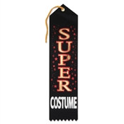 Super Costume Halloween Ribbon