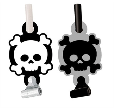Pirate Blowouts (8/pkg)
