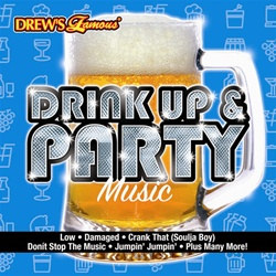 Drink Up And Party Music CD