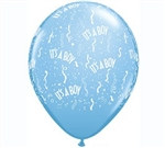 It's A Boy Latex Balloon