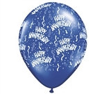 Happy Anniversary Latex Balloon