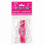 Bride to Be Sexy Garter, 1/pkg