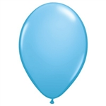 The Pale Blue Latex Balloons (6/pkg) are helium quality latex balloons measuring 11 inches when fully inflated. Perfect for baby showers, gender reveals, and virtually any event theme! Each package contains six balloons.