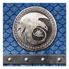 How to Train Your Dragon Beverage Napkins