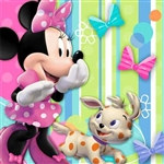 Minnie Mouse Beverage Napkins (16/pkg)