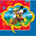 Mickey Mouse Beverage Napkins (16/pkg)