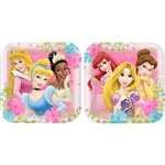Disney Princesses Lunch Plates (8/pkg)