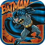 Batman Lunch Plates (8/pkg)
