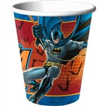 Batman Hot/Cold Cups (8/pkg)