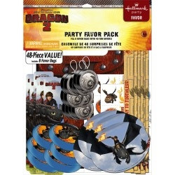 How to Train Your Dragon Party Favor Pack
