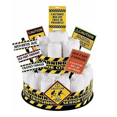 diaper cake kit instructions