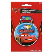 Cars Award Medal (1/pkg)