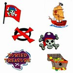 Pirate Tattoos (144/pkg)