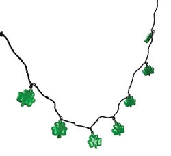 Shamrock String Lights