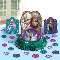 Frozen Table Decorating Kit