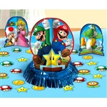 Super Mario Brothers Table Decorating Kit