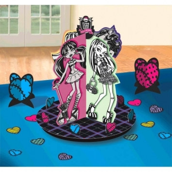 Monster High Decorating Kit