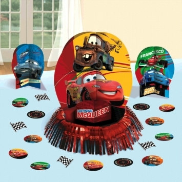 Cars Decorating Kit