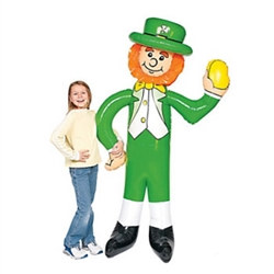 Inflatable Jumbo Leprechaun