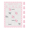 The Little Peanut Pink Bingo Game is a classic baby shower game to be played while the mother-to-be opens her gifts. Each game comes with 10 cards and 10 sheets of stickers. Instructions included. Also available in Little Peanut Blue.