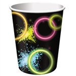 Happy Birthday Glow Hot/Cold Cups