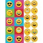 Spread some joy with the help of your favorite Emoji characters! The Emojions Stickers are perfect to hand out as a party favor at your son or daughters Emoji themed party.