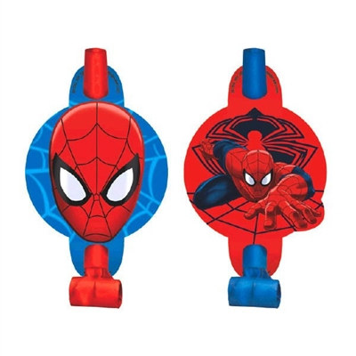 Spider-Man Blowouts (8pkg)