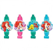 Little Mermaid Blowouts (8/pkg)