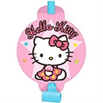 Hello Kitty Party Blowouts (8/pkg)