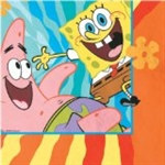 Spongebob Lunch Napkins (16/pkg)