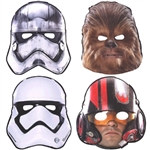 Star Wars Episode VII Paper Masks