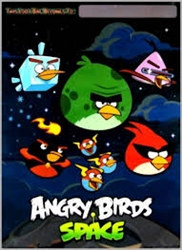 Angry Birds Party Loot Bags (8/pkg)