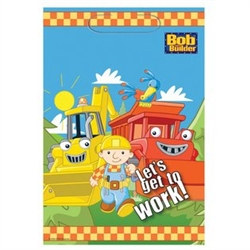 Bob the Builder Loot Bags (8/pkg)