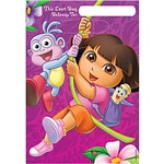 Dora Party Loot Bag (8/pkg)