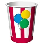 Circus Time! Hot/Cold Cups (8/pkg)