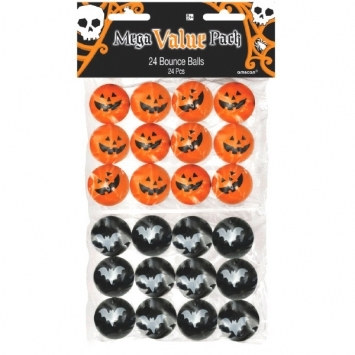 Halloween Rubber Ball Party Favors