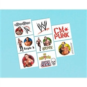 WWE Tattoos (16/pkg)