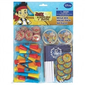 Jake and the Neverland Pirates Mix Value Party Favors