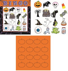 Batty Bingo Game