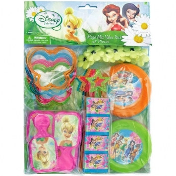 Tinker Bell Mix Value Party Favors